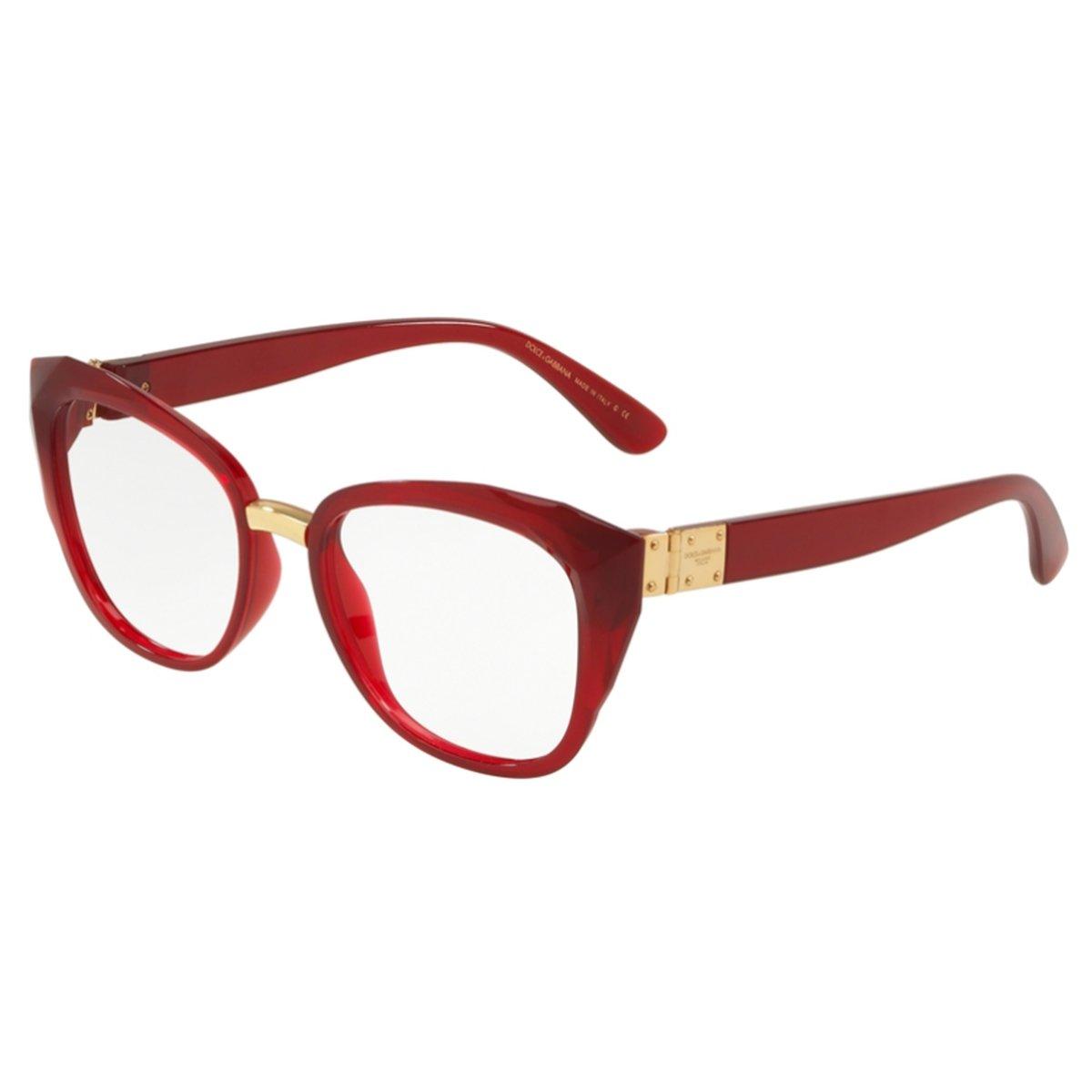 95a8a29ff Compre Óculos de Grau Dolce & Gabbana em 10X | Tri-Jóia Shop