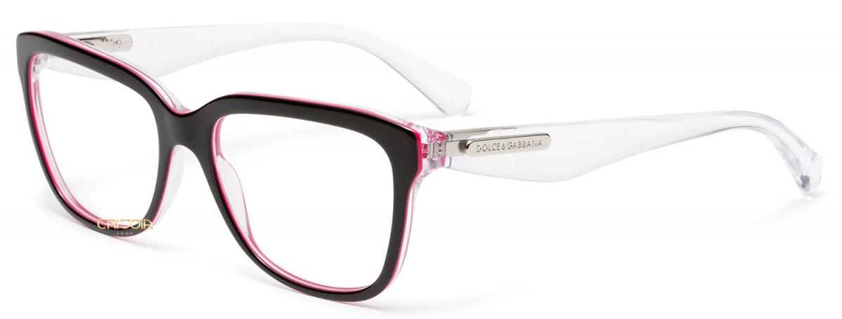 52e27b7e8 Óculos de Grau Dolce & Gabbana DG3193 2794