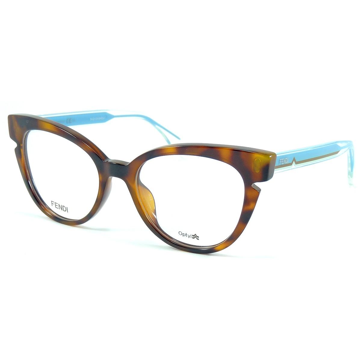 5be4391a6115d Compre Óculos de Grau Fendi em 10X   Tri-Jóia Shop