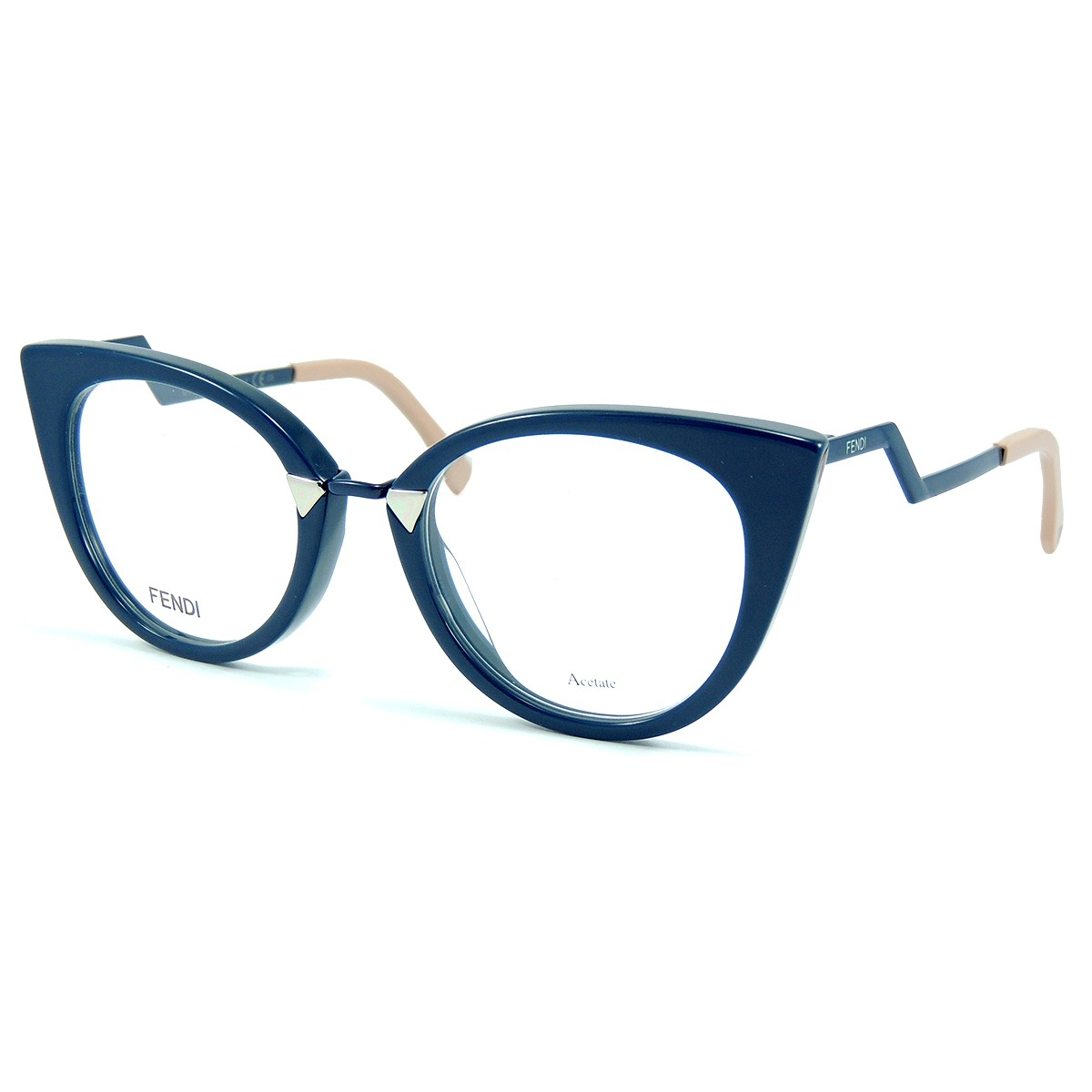 89801448cc8f4 Compre Óculos de Grau Fendi Orchidea em 10X