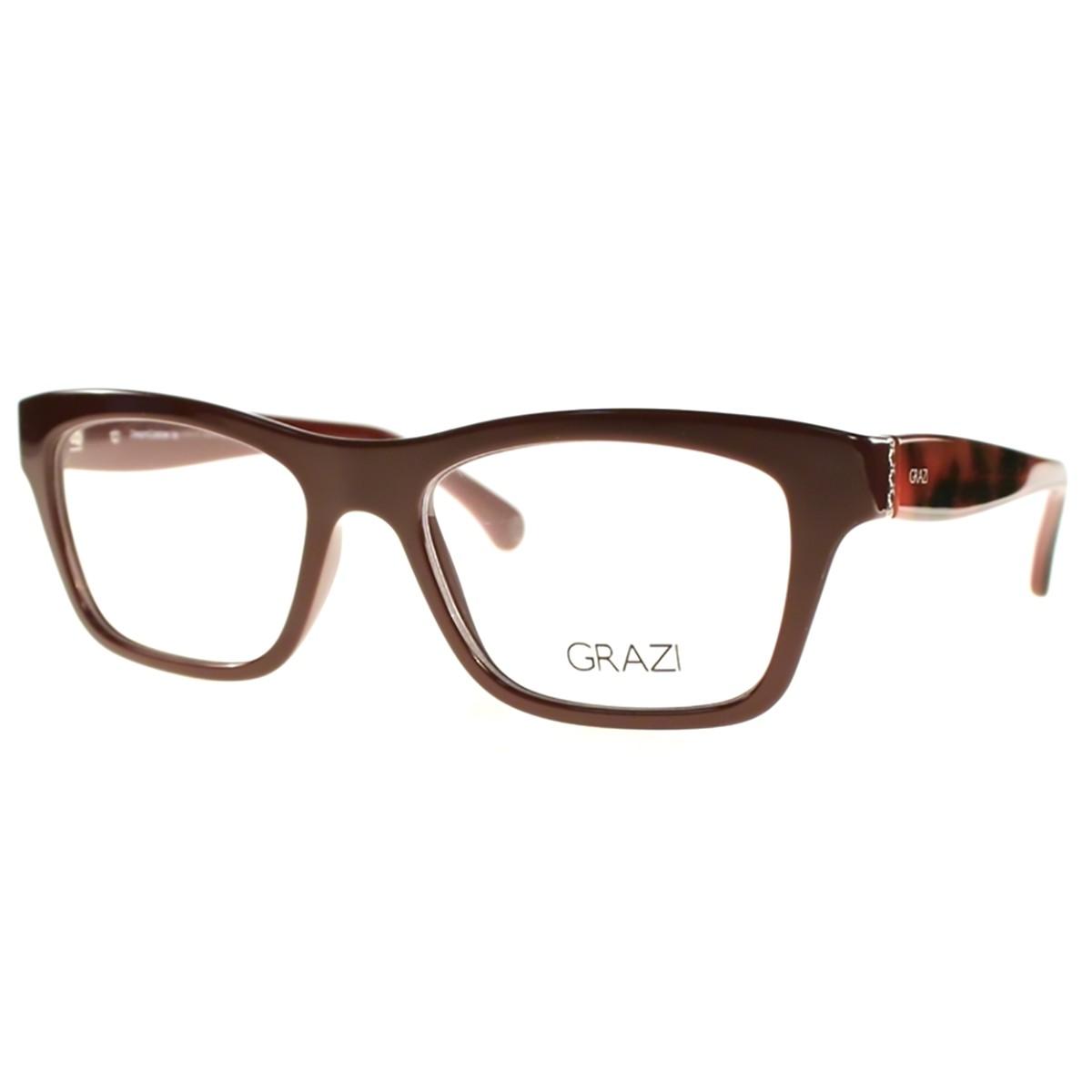 e3f74c17f2bb7 Compre Óculos de Grau Grazi Massafera em 10X