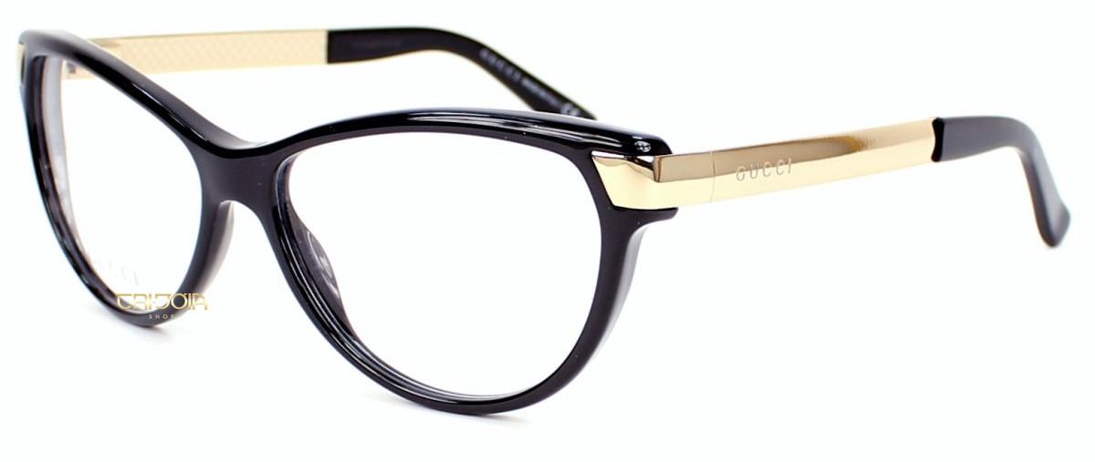 05d188abb6970 Óculos de Grau Gucci