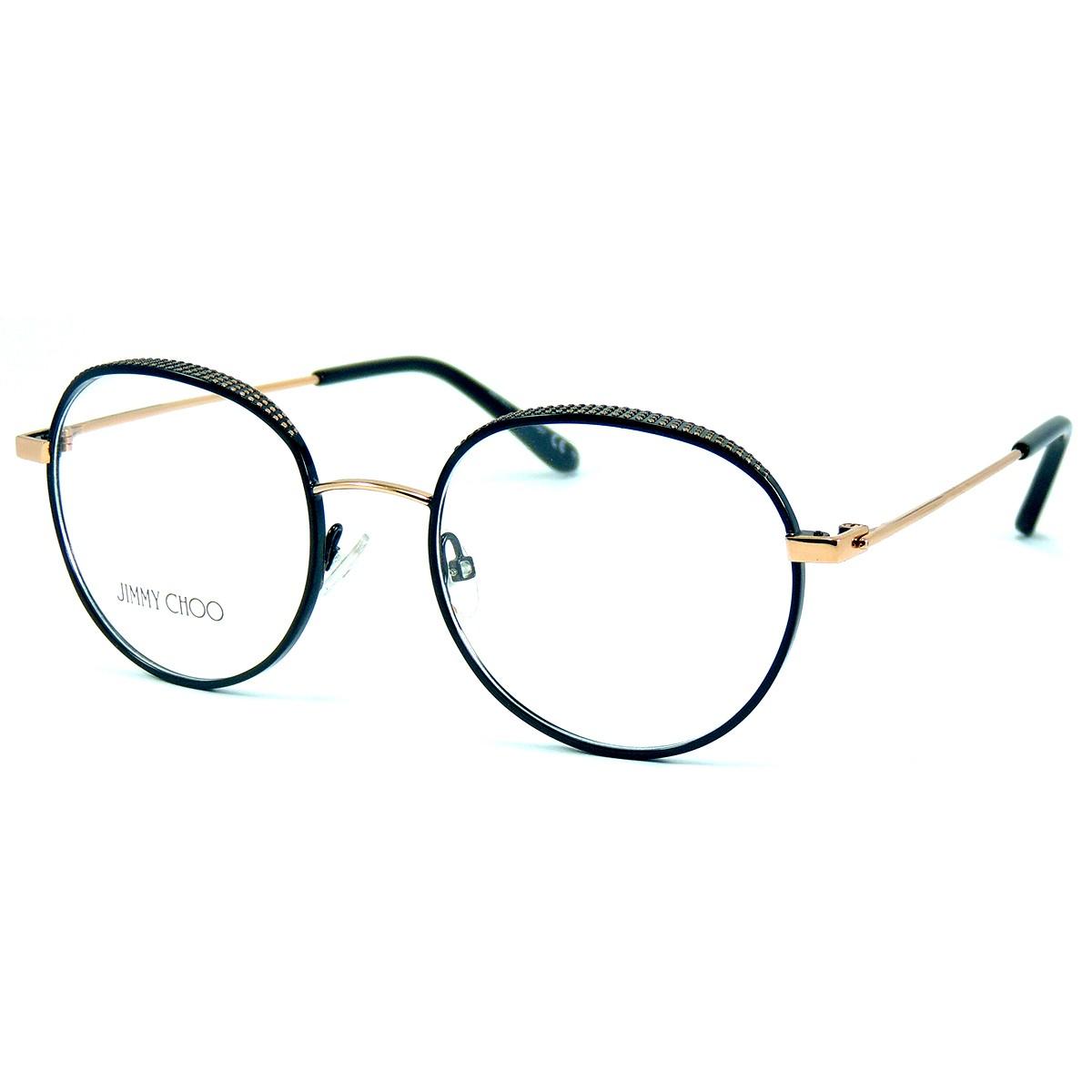 8b842ed04 Compre Óculos de Grau Jimmy Choo em 10X | Tri-Jóia Shop
