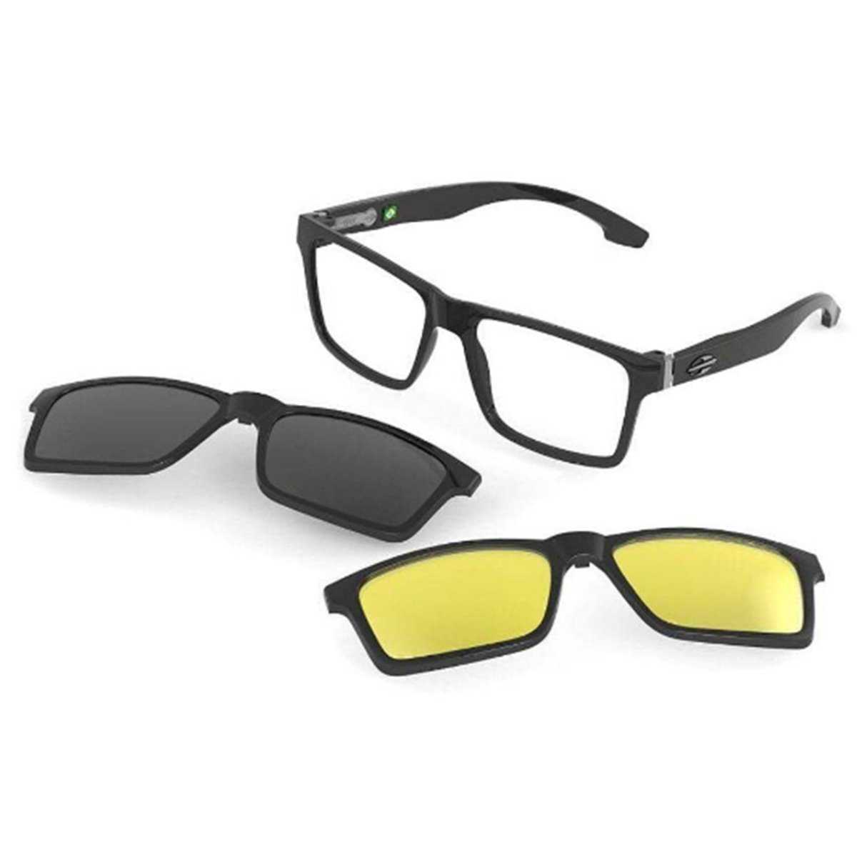 8d9c002327406 Compre Óculos de Grau Mormaii Swap Clip On em 10X   Tri-Jóia Shop