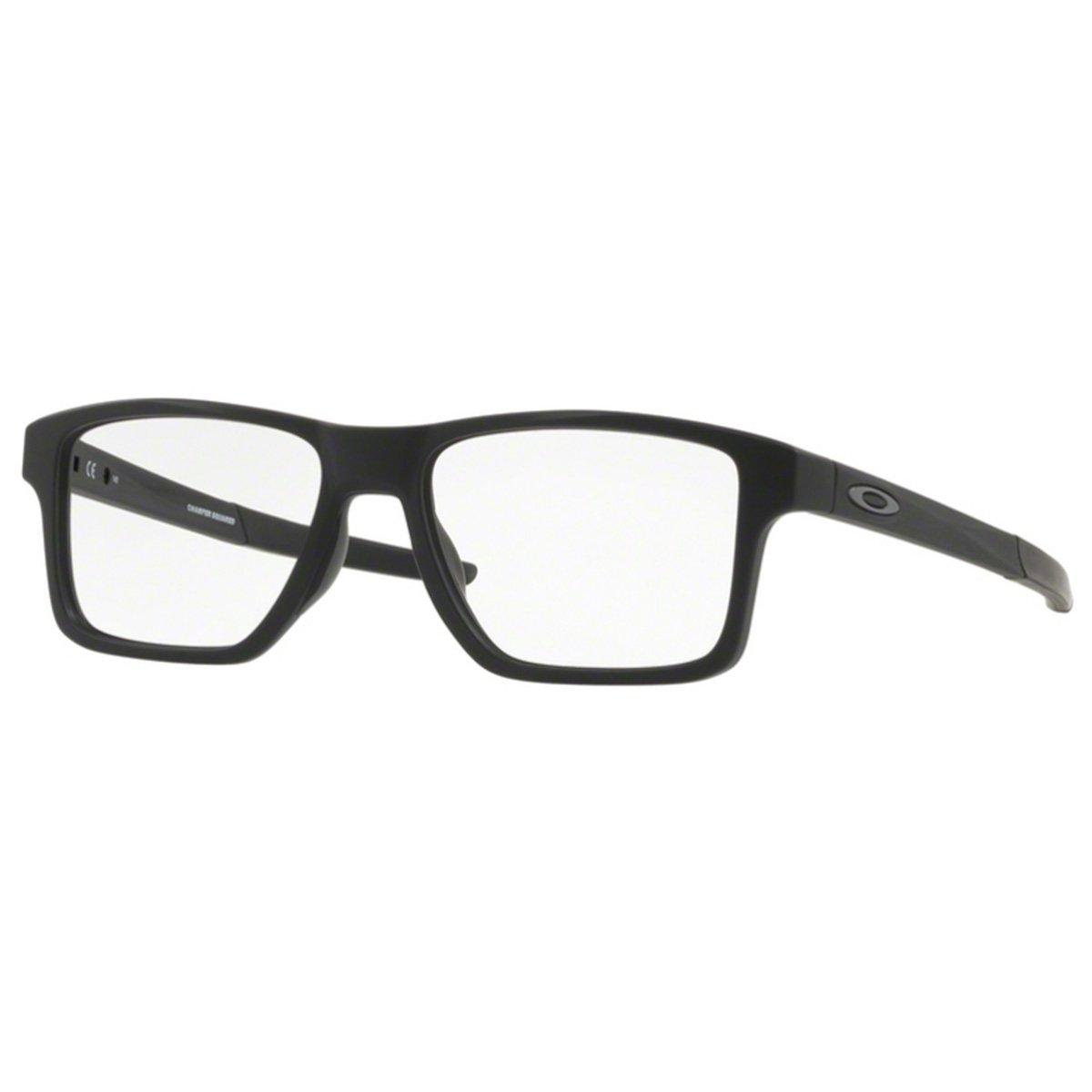 Compre Óculos de Grau Oakley Chamfer Squared em 10X   Tri-Jóia Shop 101911c6e1