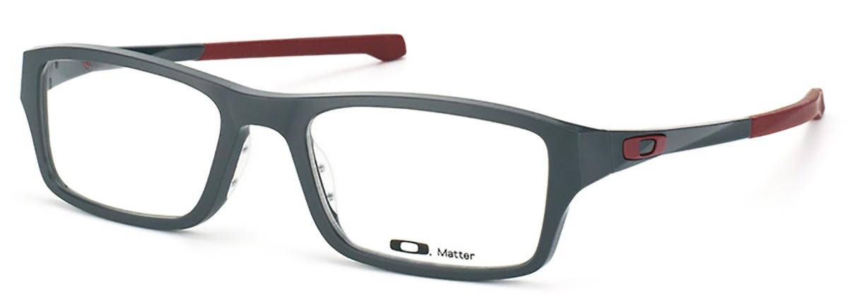 Compre Óculos de Grau Oakley Chamfer em 10X   Tri-Jóia Shop 06f1734e0a