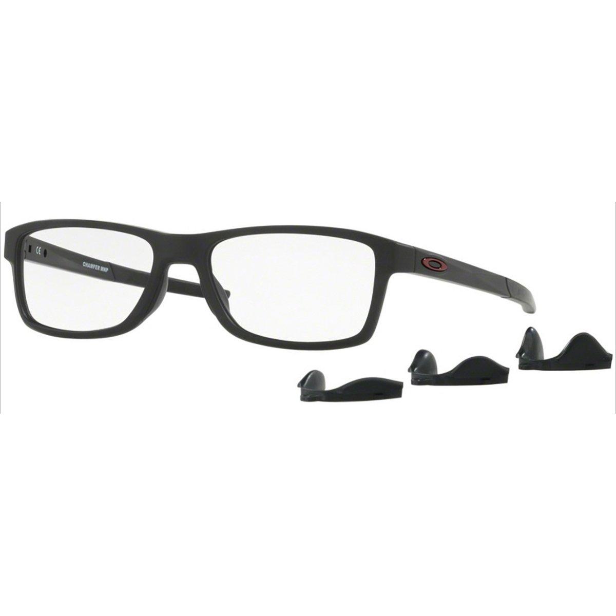 Compre Óculos de Grau Oakley Chamfer MNP em 10X   Tri-Jóia Shop 4f977edb3c