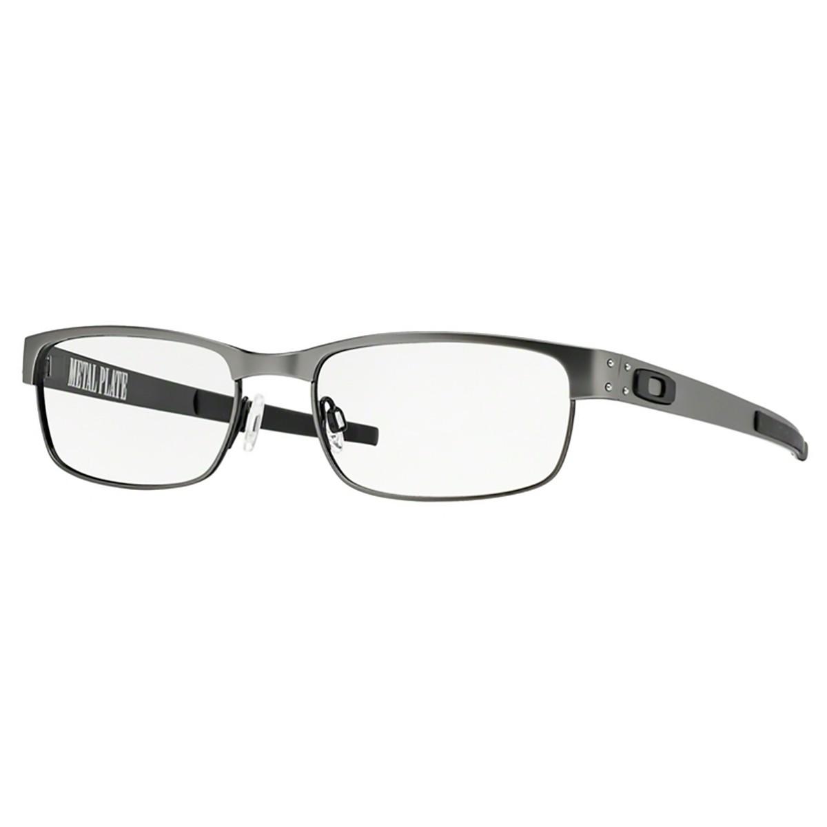 Compre Óculos de Grau Oakley Metal Plate em 10X   Tri-Jóia Shop ce42c56c50