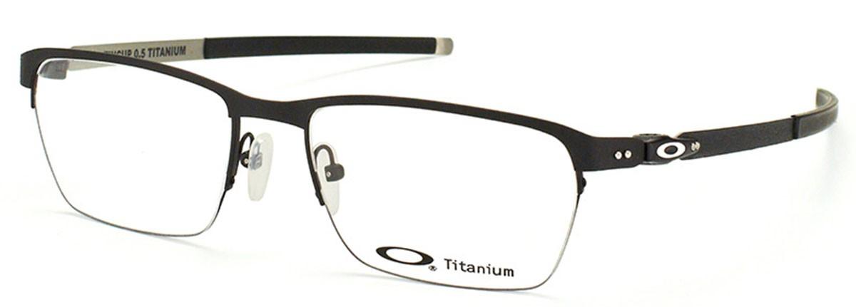 Compre Óculos de Grau Oakley Tincup Titanium em 10X   Tri-Jóia Shop 2eaa03e154