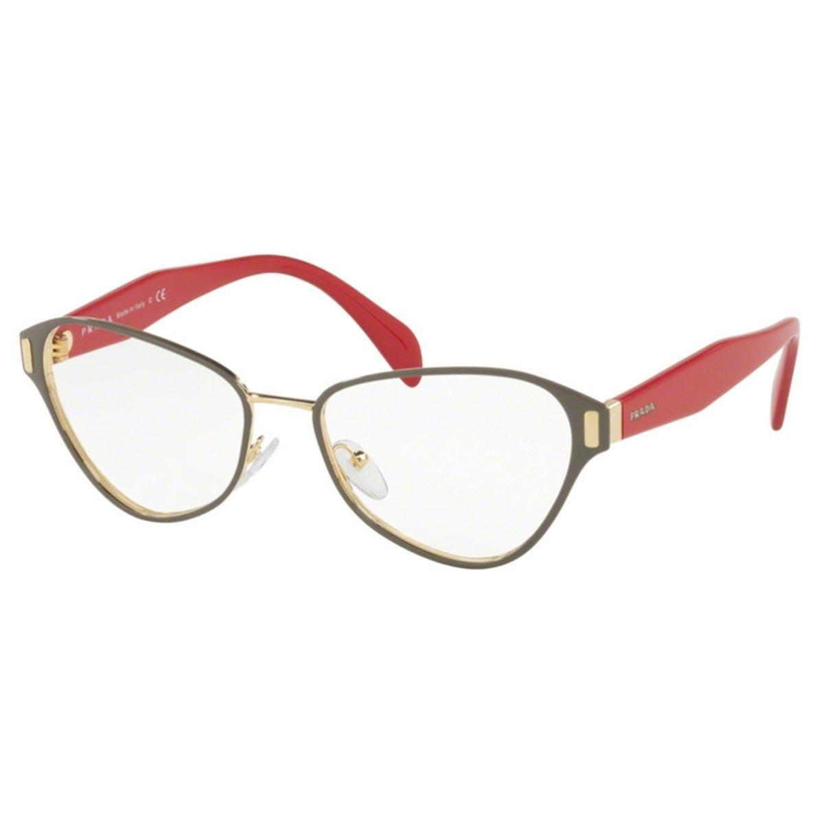 Óculos de Grau - Prada - Feminino - Ponte  17 mm 5d4588bbdd