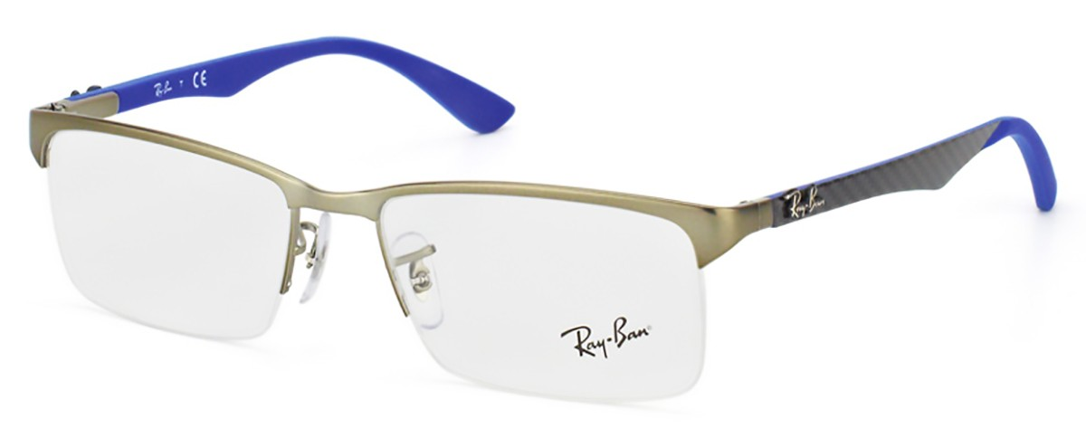 be343f3b7 Óculos de Grau Ray Ban RB8411