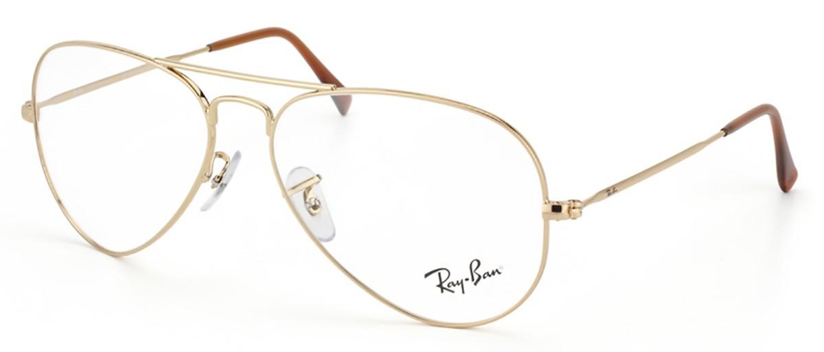 943d1bc70d8fc Óculos de Grau Ray Ban Aviador