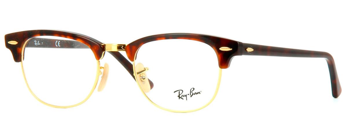 680ffc9dbb Óculos de Grau Ray Ban ClubMaster