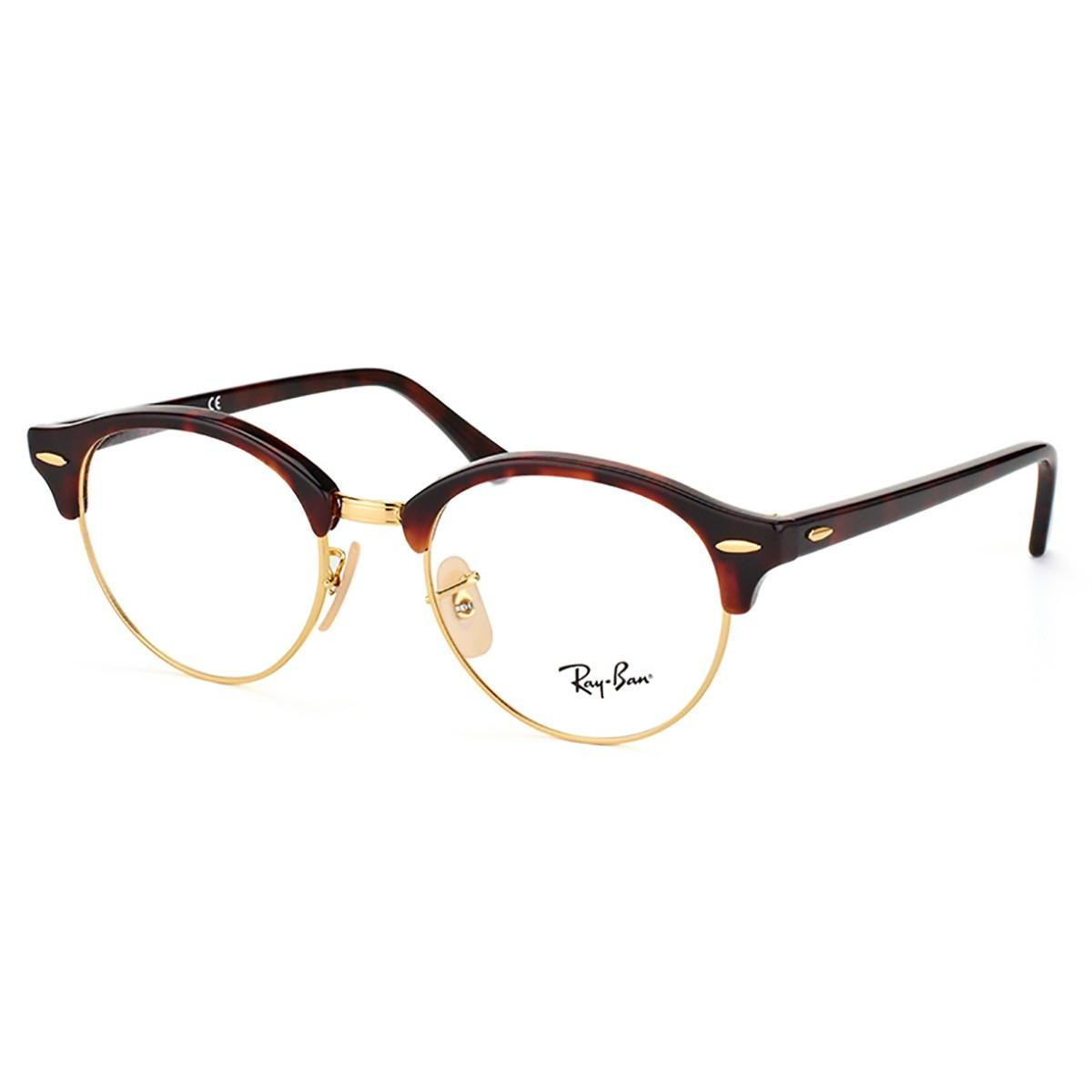 88fa0b16c Óculos de Grau Ray Ban Clubround | Tri-Jóia Shop