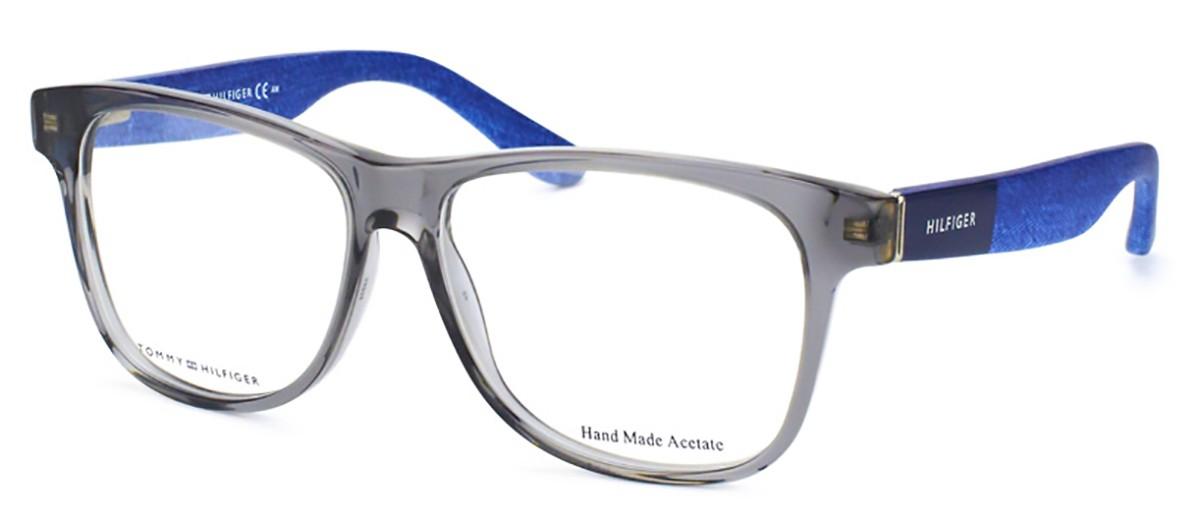 596983665 Compre Óculos de Grau Tommy Hilfiger em 10X | Tri-Jóia Shop