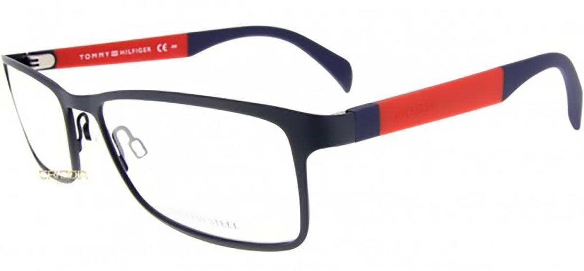 218dd493a Óculos de Grau Tommy Hilfiger