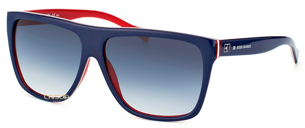 bae9214e1b344 Compre Óculos de Sol Boss Orange BO0082 S em 10X
