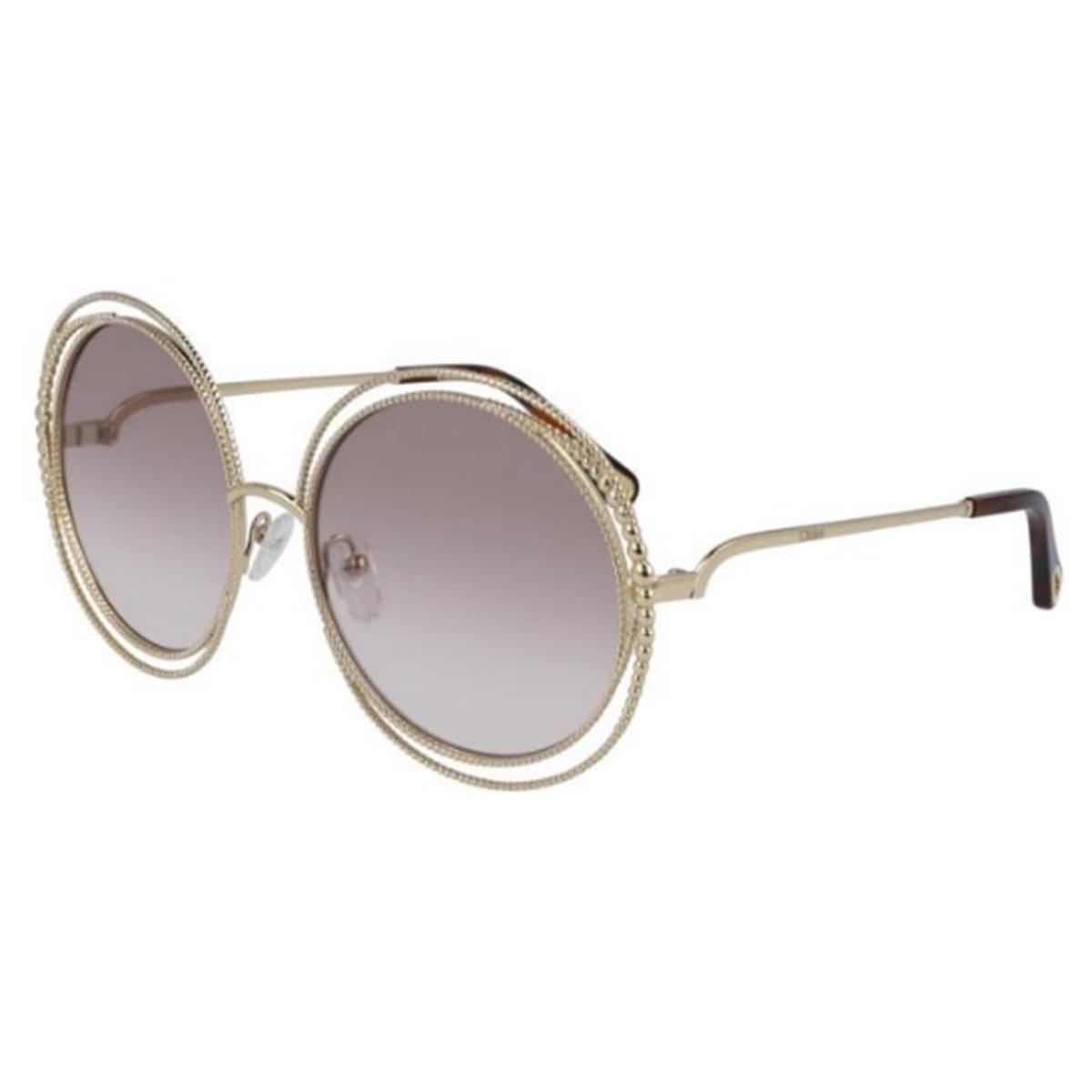 709ebf740 Compre Óculos de Sol Chloé Carlina Chain em 10X | Tri-Jóia Shop