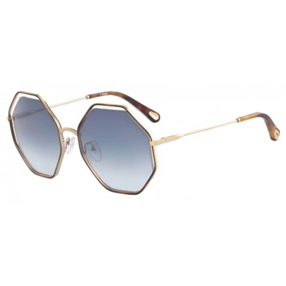 4b18552a7 Compre Óculos de Sol Chloé Poppy em 10X | Tri-Jóia Shop