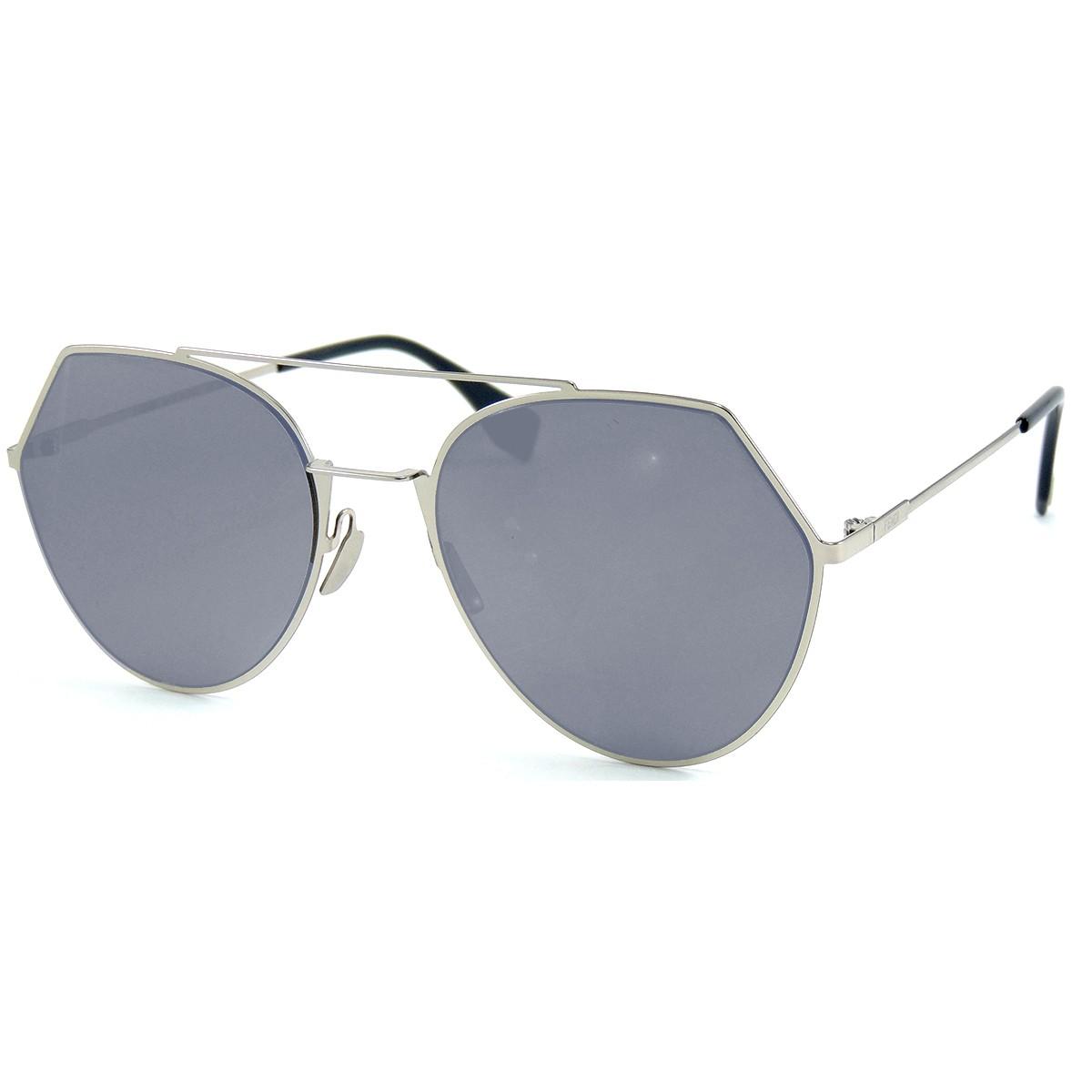 9473a3ac8559f Compre Óculos de Sol Fendi Eyeline em 10X