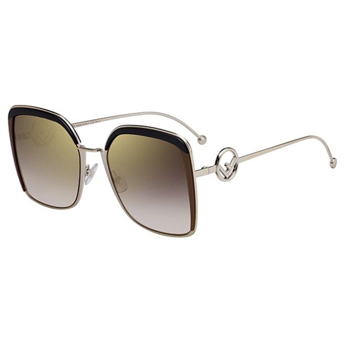 a1747332e535b Compre Óculos de Sol Fendi F is Fendi em 10X