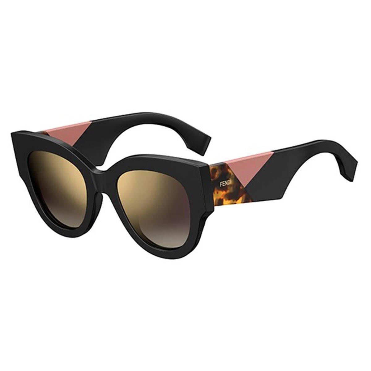 13fa6eaaa Compre Óculos de Sol Fendi Facets em 10X | Tri-Jóia Shop