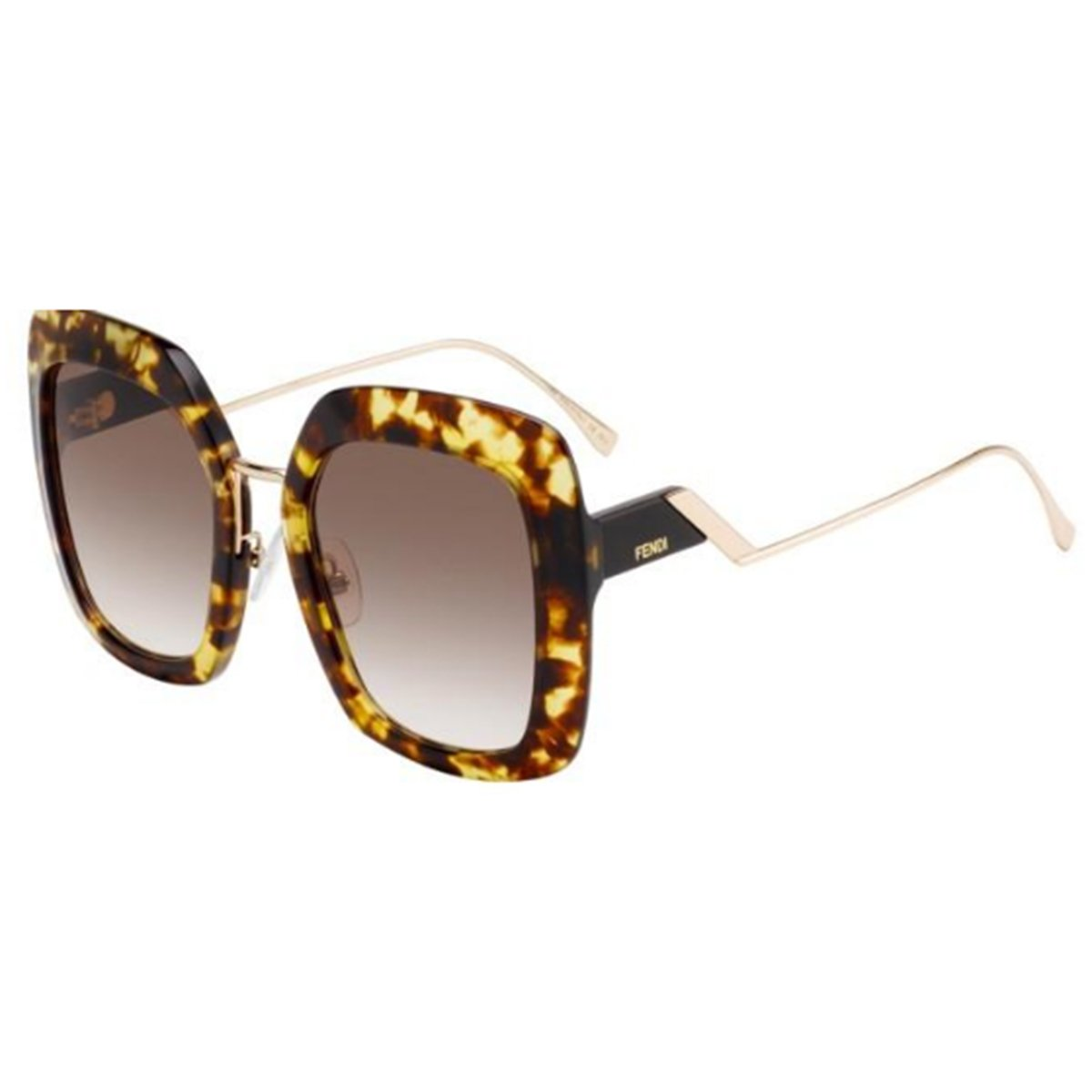 e812038ef Compre Óculos de Sol Fendi Tropical Shine em 10X   Tri-Jóia Shop