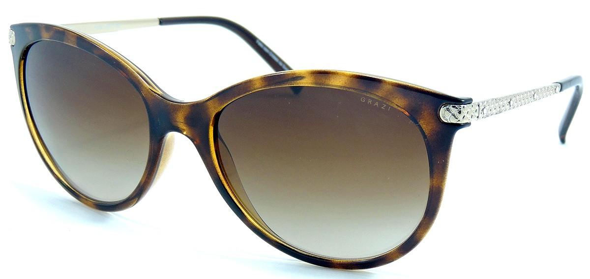 Compre Óculos de Sol Grazi Massafera em 10X   Tri-Jóia Shop 4e813ccb9d