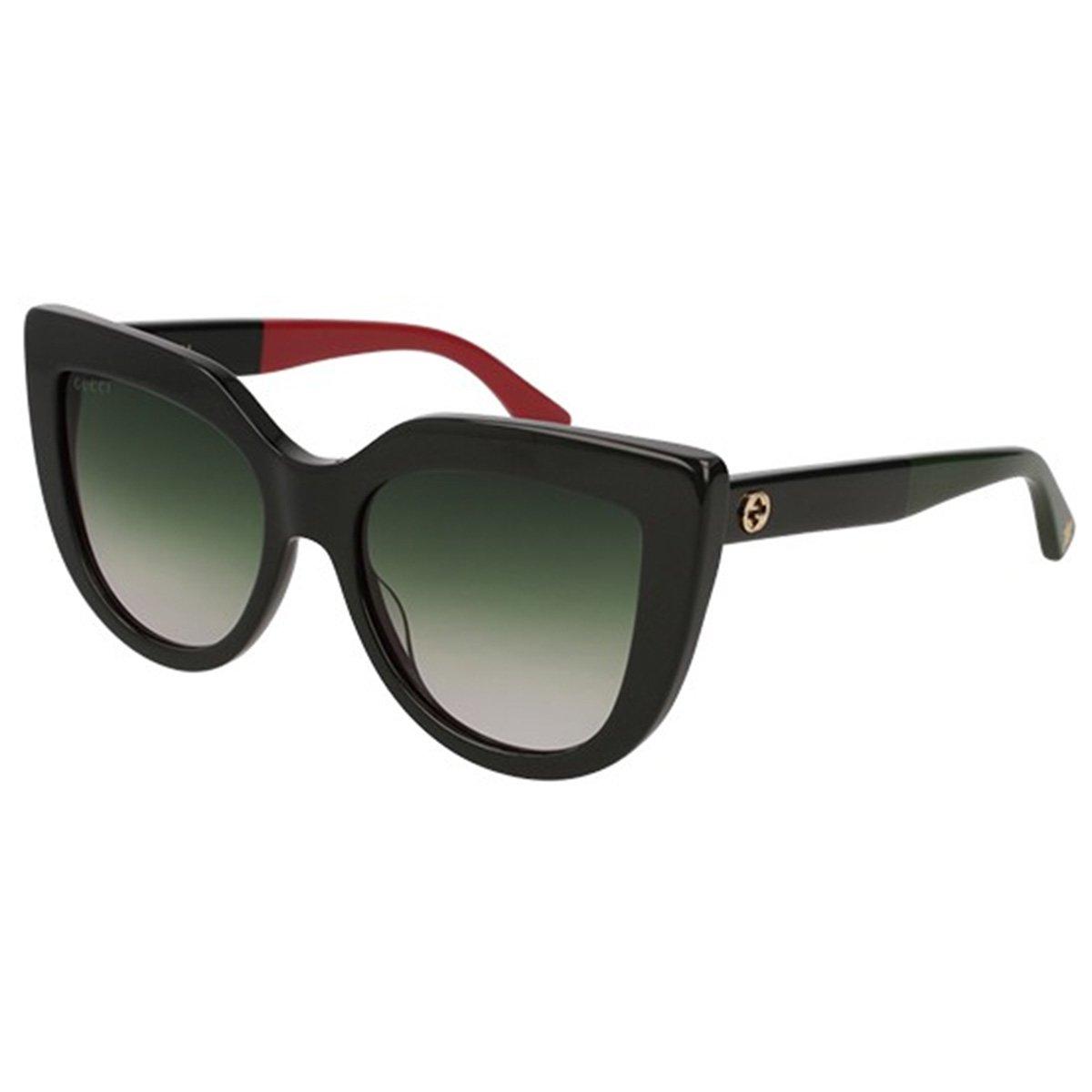 Compre Óculos de Sol Gucci em 10X   Tri-Jóia Shop 96f96cb8c6