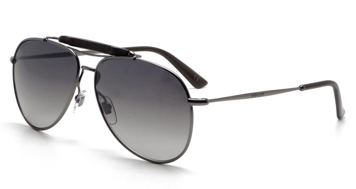 8205ae94f Compre Óculos de Sol Gucci Bamboo em 10X | Tri-Jóia Shop