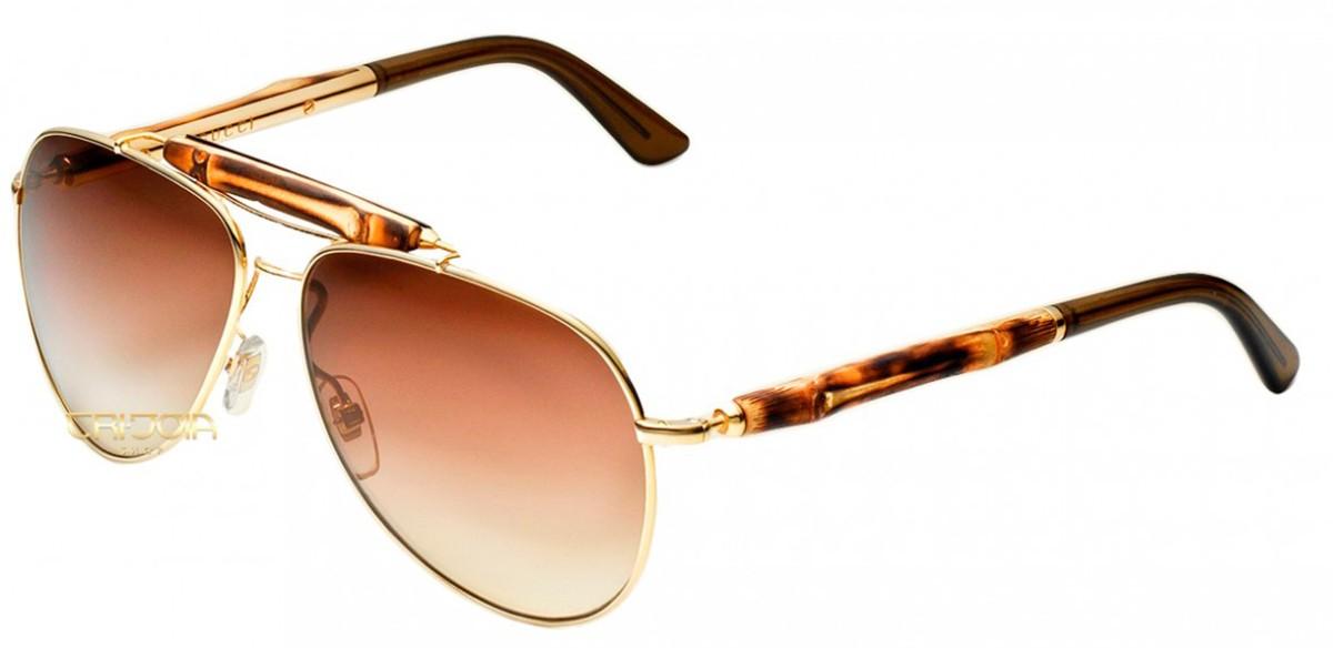 7743541df953c Compre Óculos de Sol Gucci Bamboo GG 4240 S em 10X