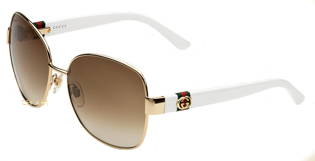 21ee5b2484f30 Compre Óculos de Sol Gucci em 10X