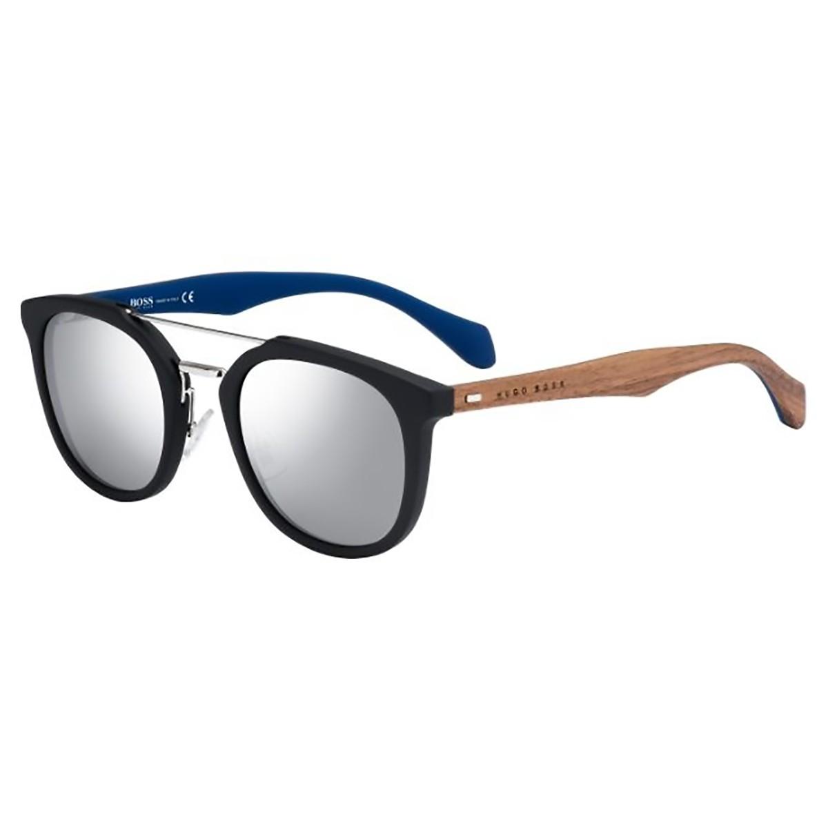 a058e646f Compre Óculos de Sol Hugo Boss em 10X | Tri-Jóia Shop