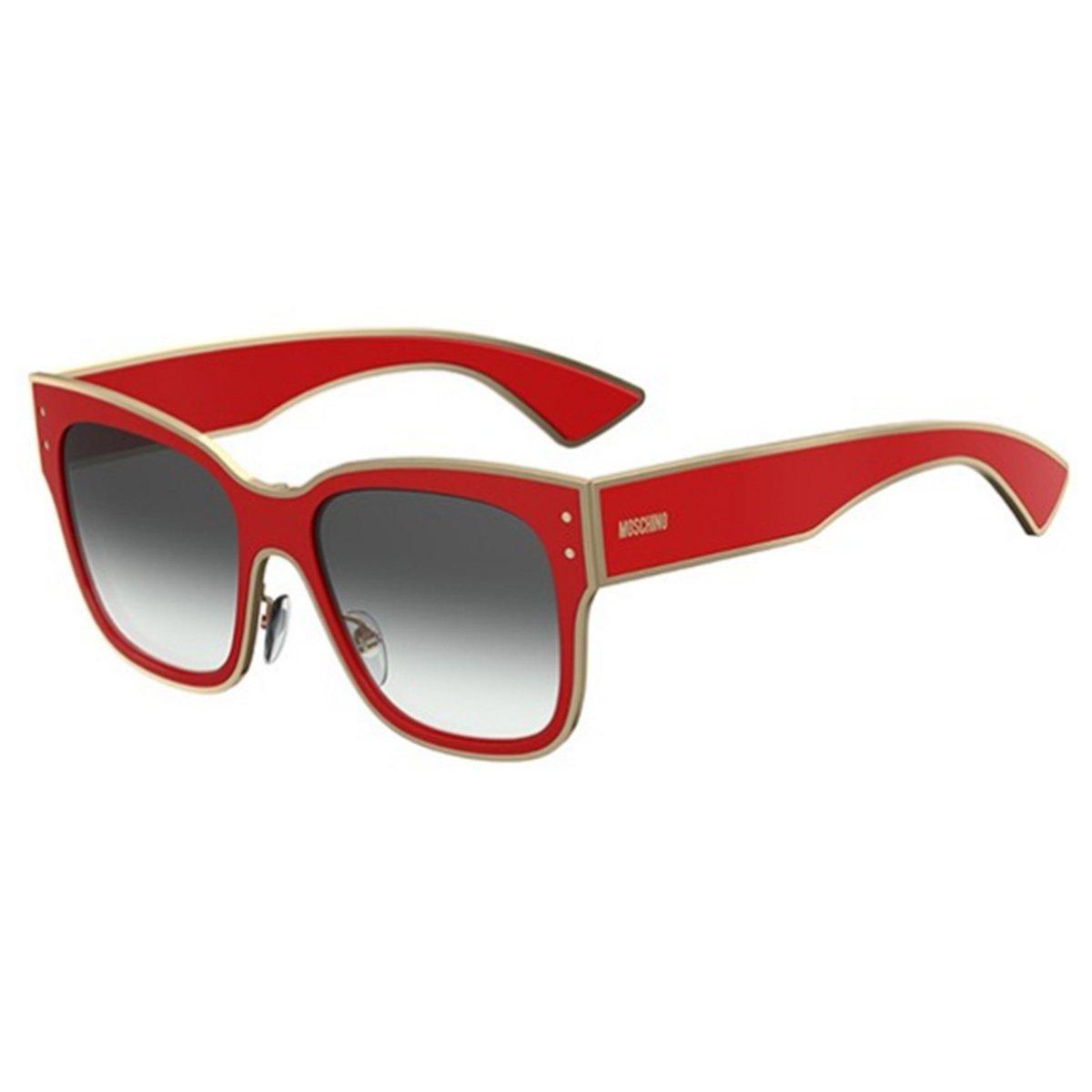 6565d2bed12c2 Compre Óculos de Sol Moschino em 10X