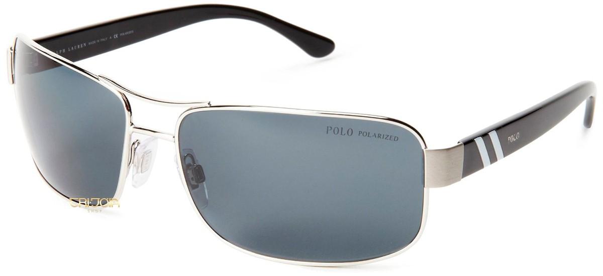 ce7a9d971eddf Óculos de Sol Polo Ralph Lauren PH3070 9001 81
