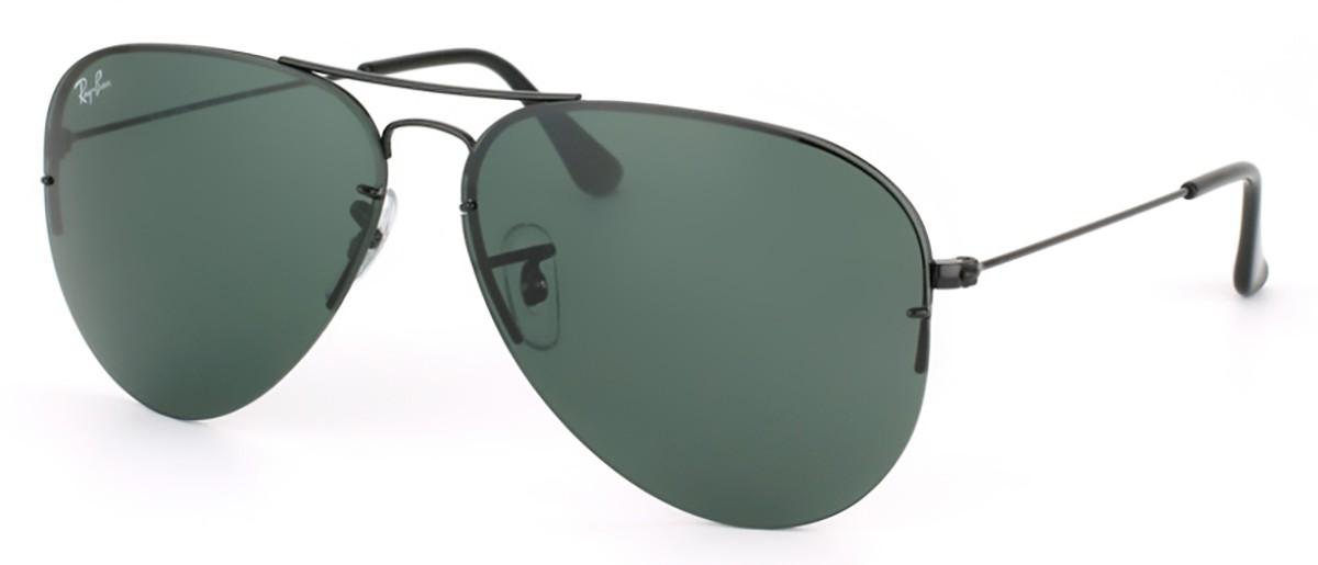 ca3bbaded Óculos de Sol Ray Ban Aviador RB3460