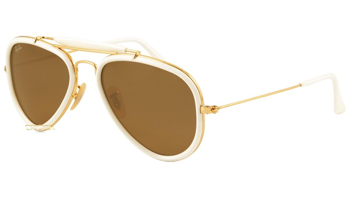 26f3e358a8061 Óculos de Sol Ray Ban Aviador RB3428 001 3K