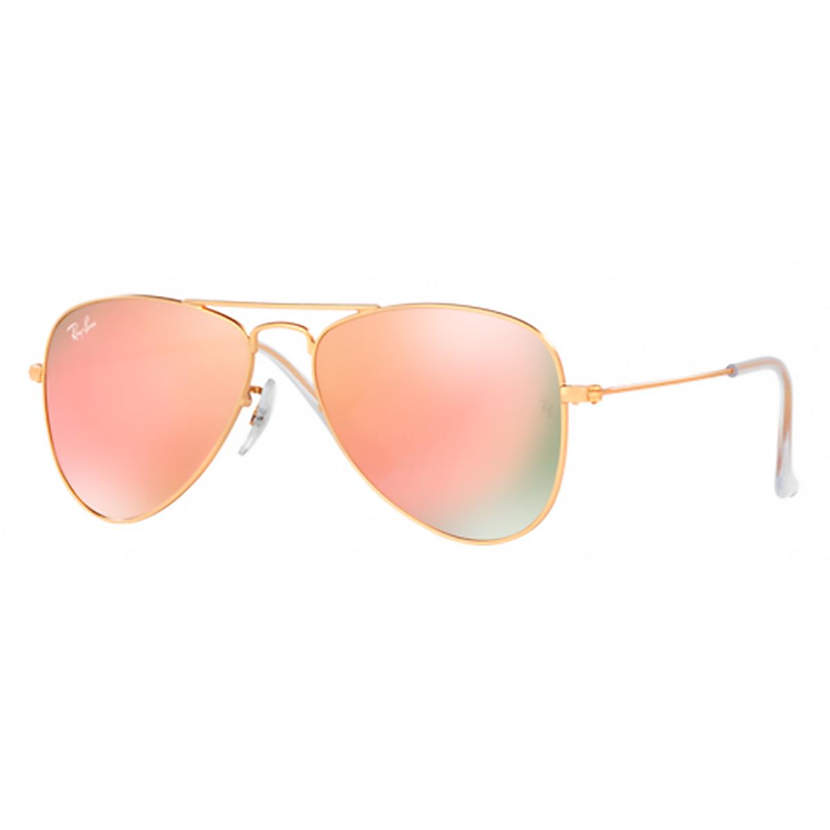 Óculos de Sol Infantil Ray Ban Aviador   Tri-Jóia Shop d364bedc0e