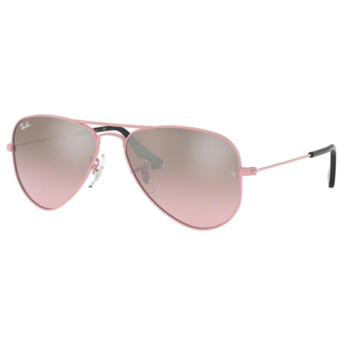 aeca4b8ba Óculos de Sol Infantil Ray Ban Aviador   Tri-Jóia Shop