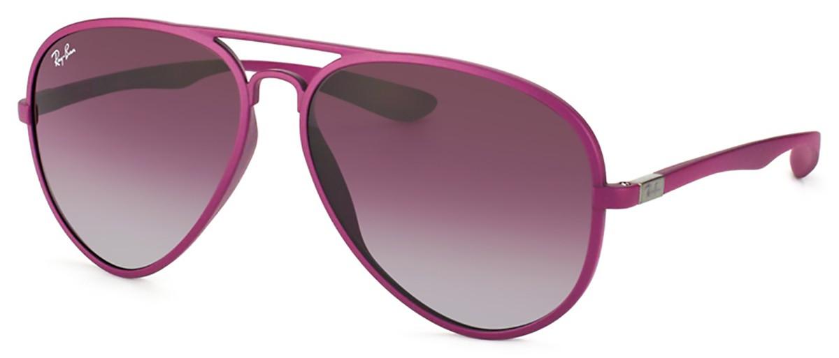 f79afbf76395c Óculos de Sol Ray Ban Aviador Liteforce RB4180