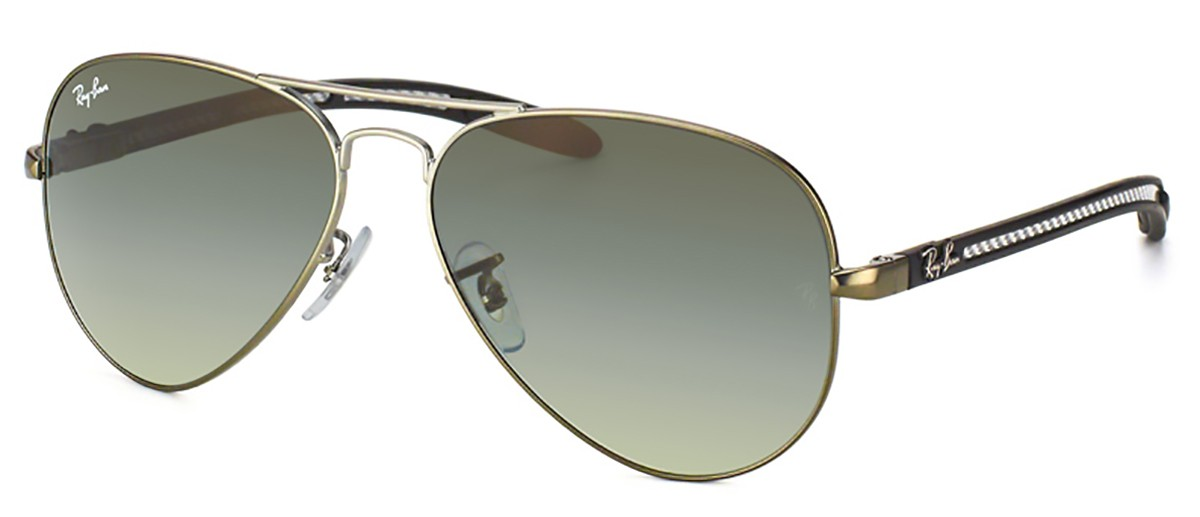 Óculos de Sol Ray Ban Aviador Tech RB8307 004 40 8a1cc992ba