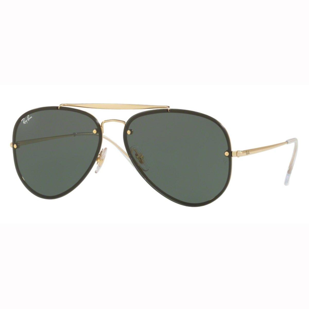 9cd46d0c5c5e5 Compre Óculos de Sol Ray Ban Blaze Aviator em 10X