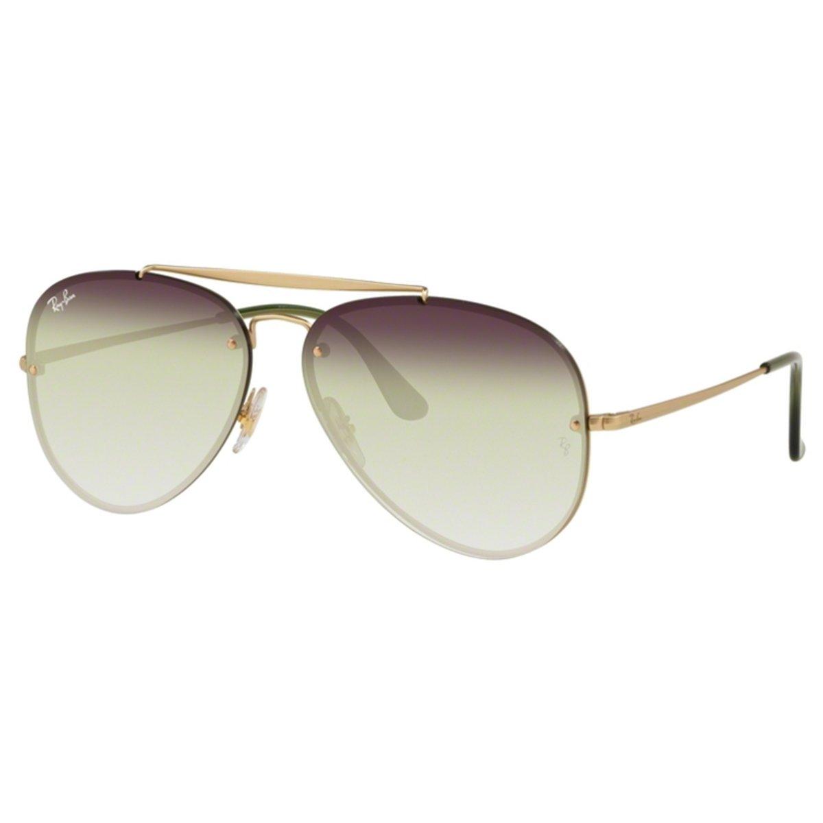 Compre Óculos de Sol Ray Ban Blaze Aviator em 10X   Tri-Jóia Shop 988ce883a7