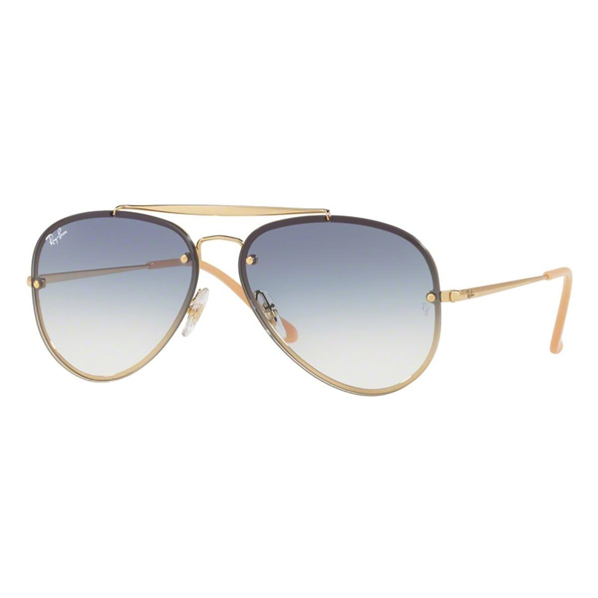 Compre Óculos de Sol Ray Ban Blaze Aviator em 10X   Tri-Jóia Shop 922470c24b