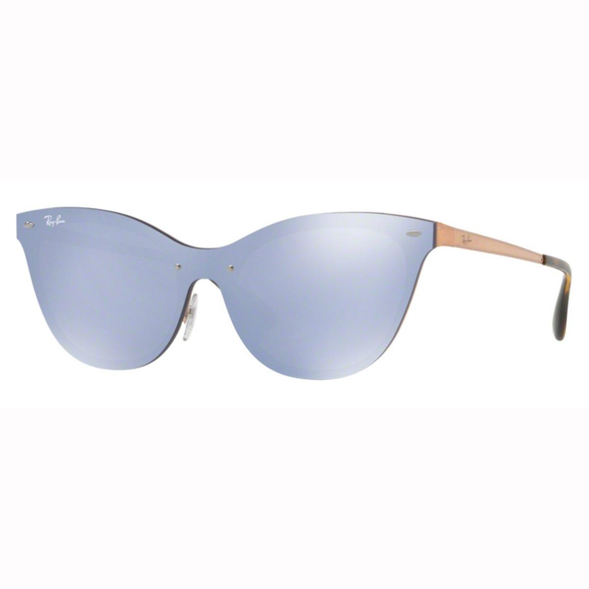 c7a93c8803875 Compre Óculos de Sol Ray Ban Blaze Cat Eye em 10X