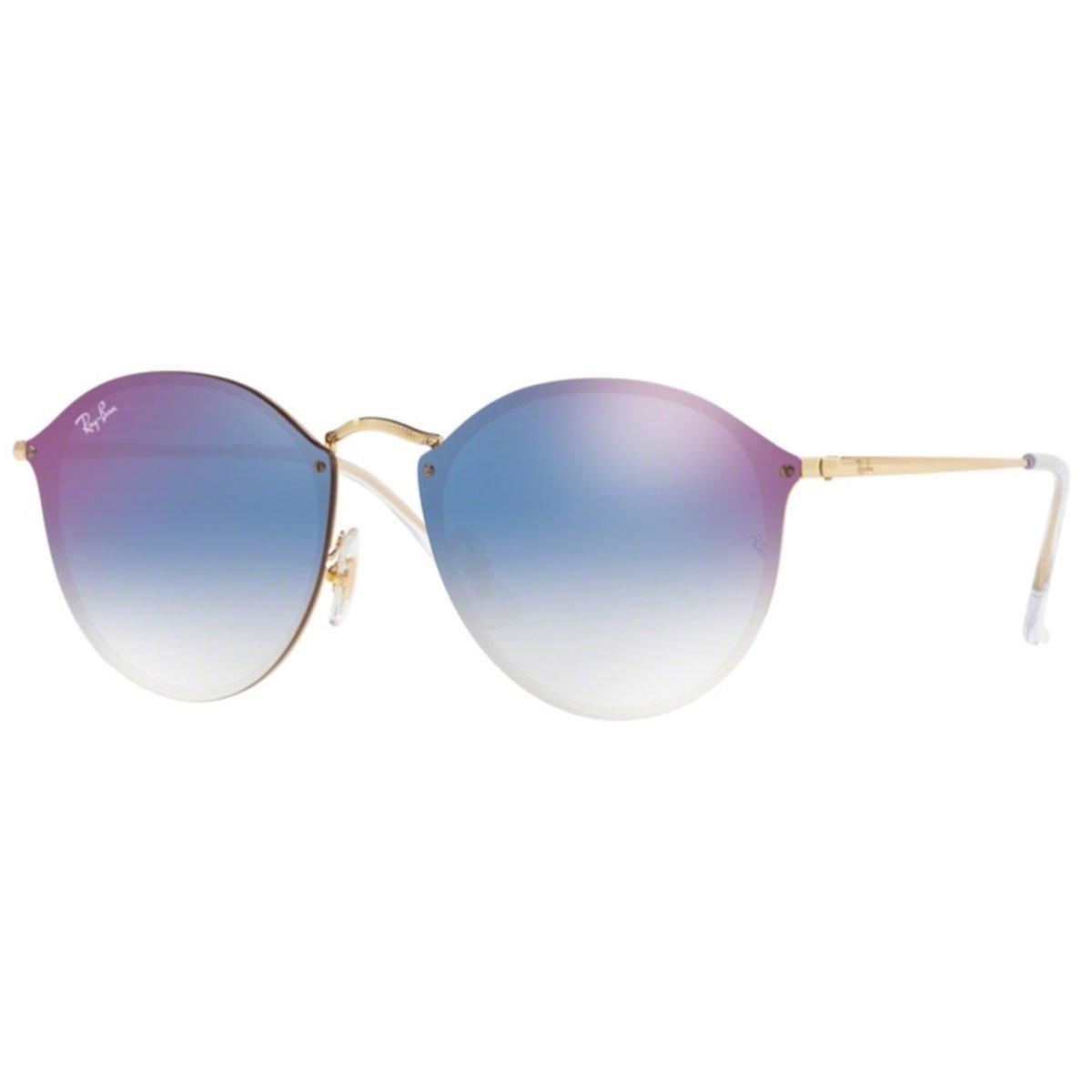Compre Óculos de Sol Ray Ban Blaze Round em 10X   Tri-Jóia Shop c310a496e8