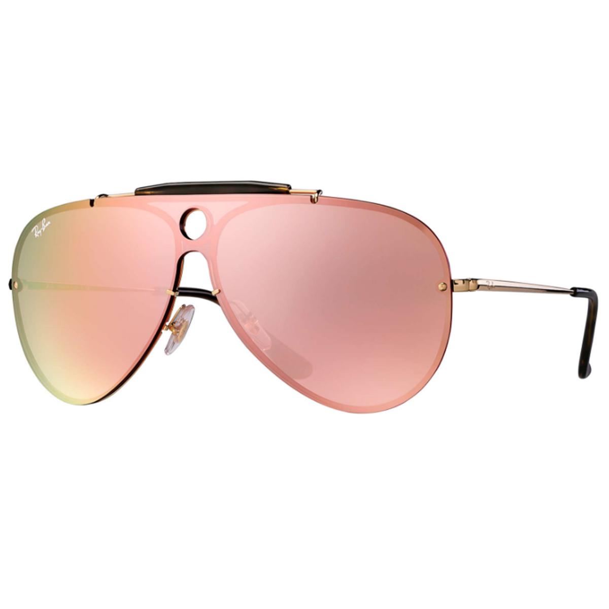 Compre Óculos de Sol Ray Ban Blaze Shooter em 10X   Tri-Jóia Shop 86eeae55d7