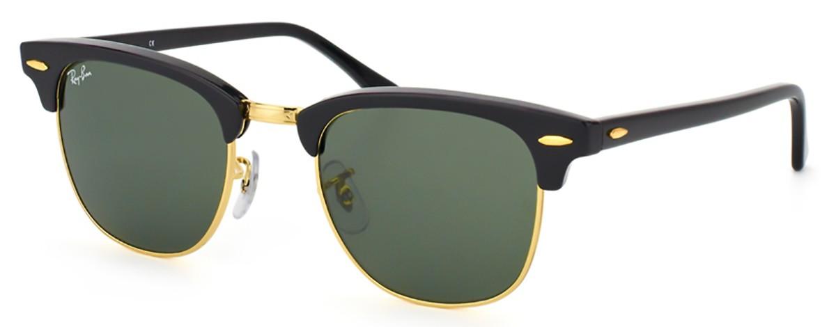 85610b1c76904 Óculos de Sol Ray Ban ClubMaster RB3016