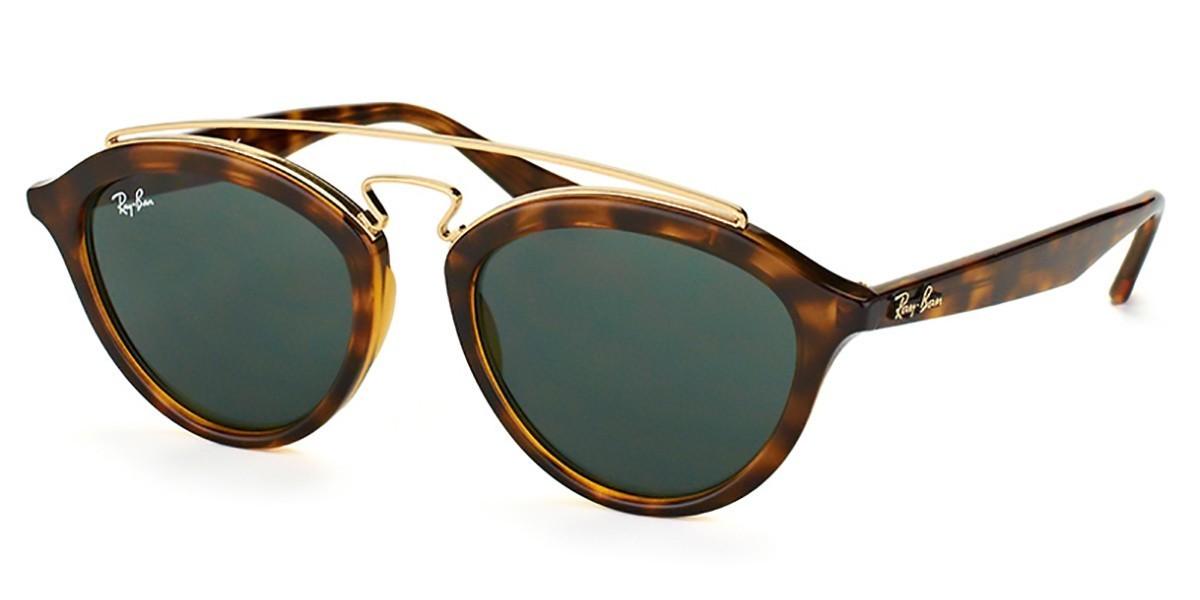 07aef7b430641 Compre Óculos de Sol Ray Ban Gatsby Oval em 10X