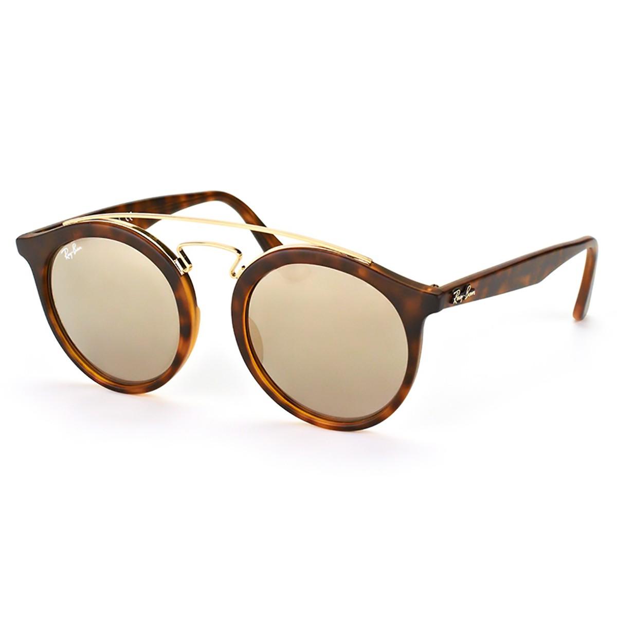 Compre Óculos de Sol Ray Ban Gatsby Redondo em 10X   Tri-Jóia Shop bf9bc17355
